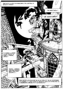 Cybersix Comic