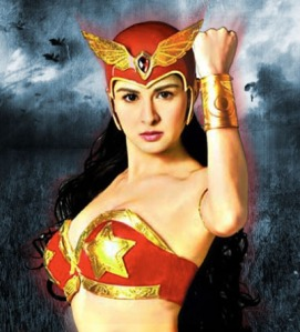 Darna Filipina Superhero