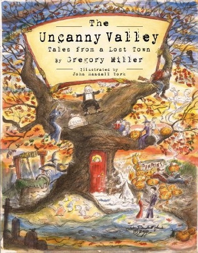Review of: The Uncanny Valley: Tales From A Lost Town