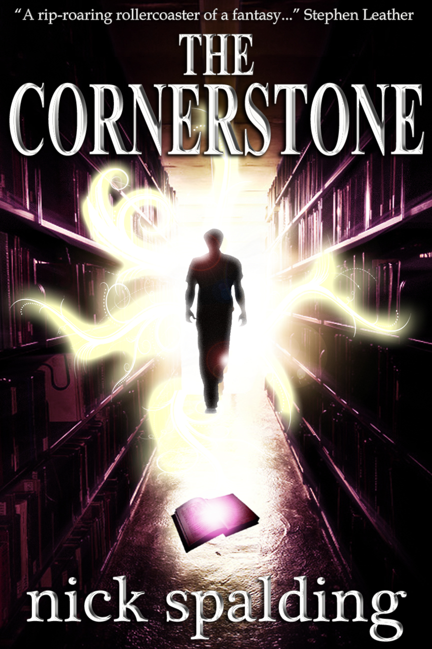 - the-cornerstone-by-nick-spalding