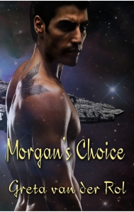 Morgan's Choice by Greta van der Rol
