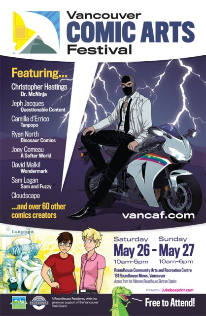 VancouverComicArtsFestival